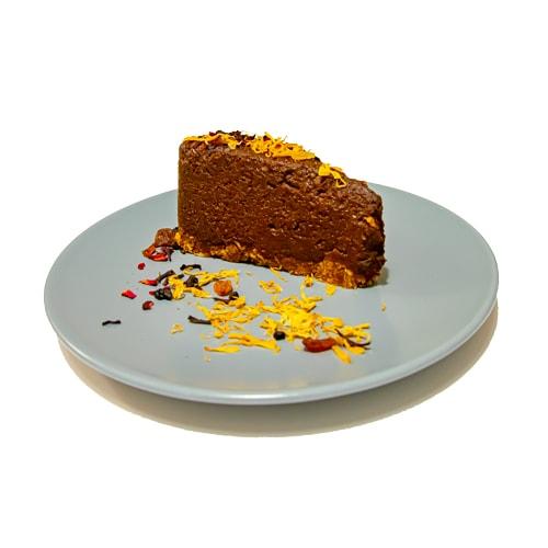 Paleo Narancsos csokitorta