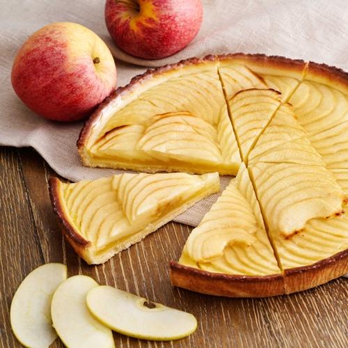 Francia almás pite